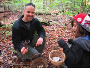 Wild Edible & Toxic Mushrooms of New England @ NH Outdoor Learning Center | Loudon | New Hampshire | United States