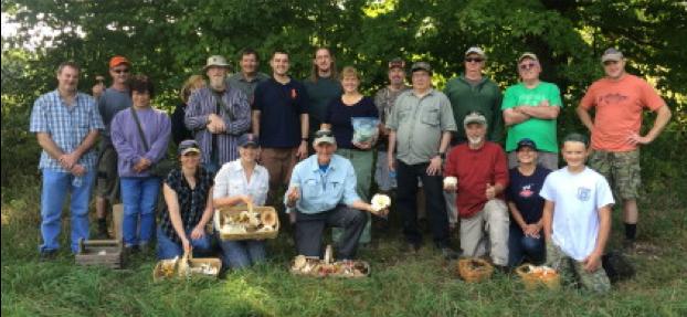 Wild Edible Mushrooms 102